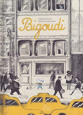 BigoudiPerret, Delphine and Sebastien Mourrain - Product Image