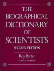 Biographical Dictionary of Scientists, The by: Porter, Roy (Editor) - Product Image