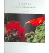 Biology: Concepts and Applications, Enhanced Homework Editionby: Starr, Cecie - Product Image