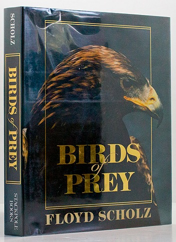 Birds of Prey (SIGNED COPY)Merrick, Tad (Photographer) and Floyd Scholz - Product Image
