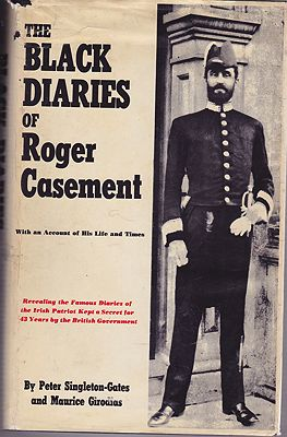Black Diaries of Roger Casement, The: With an Account of His Life and TimesSingleton-Gates, Peter and Maurice Girodias - Product Image