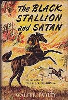Black Stallion and Satan, TheFarley, Walter, Illust. by: Milton  Menasco - Product Image