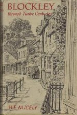Blockley through twelve centuries: annals of a Cotswold parishby: ICELY, H.E.M. - Product Image