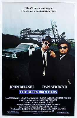 Blues Brothers, The (MOVIE POSTER)N/A - Product Image