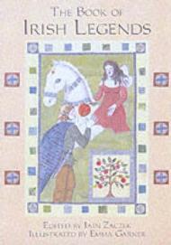 Book of Irish Legends, The by: Zaczek, Iain - Product Image