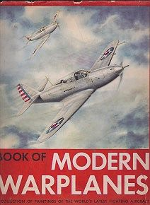 Book of Modern WarplanesBooth, Harold H., Illust. by: Harold H.  Booth - Product Image