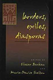 Borders, Exiles, DiasporasShelton, Marie-Denise (Editor) - Product Image