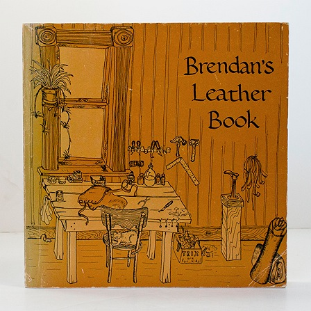 Brendan's Leather BookSmith, Brendan - Product Image