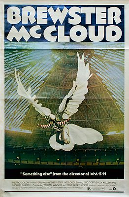 Brewster McCloud (MOVIE POSTER)N/A - Product Image