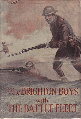 Brighton Boys with the Battle Fleet, TheDriscoll, Lieutenant James R. - Product Image