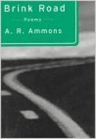 Brink Road: Poemsby: Ammons, A.R. - Product Image