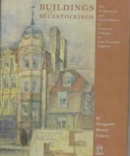 Buildings for Bluestockings [ILLUSTRATED]by: Vickery, Margaret Birney - Product Image