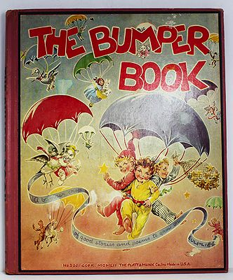 Bumper Book, The: A Collection of Stories and Verses for ChildrenPiper (Editor), Watty , Illust. by: Eulalie - Product Image