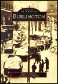 Burlington (Images of America Series)by: Robinson, David E. - Product Image