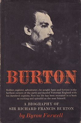 Burton: A Biography of Sir Richard Francis BurtonFarwell, Byron - Product Image