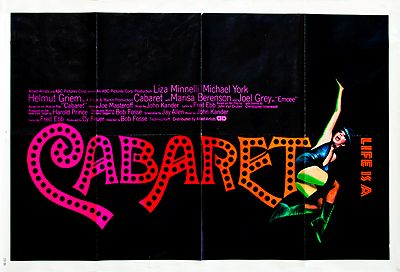 Cabaret (MOVIE POSTER)N/A - Product Image