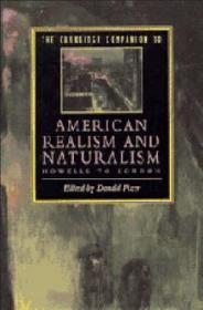 Cambridge Companion to American Realism and Naturalism: From Howells to Londonby: Pizer, Donald - Product Image