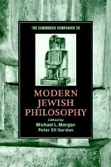 Cambridge Companion to Modern Jewish Philosophy, The Morgan, Michael L. (Editor) - Product Image