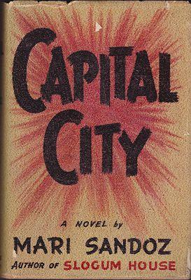Capital CitySandoz, Mari - Product Image