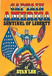 Captain America: Sentinel of Libertyby: Lee, Stan - Product Image