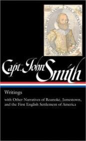 Captain John Smith: Writings with Other Narratives of Roanoke, Jamestown, and the First English Settlement of AmericaSmith, Captain John - Product Image