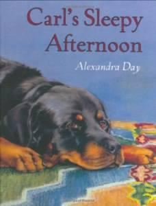 Carl's Sleepy AfternoonDay,  Alexandra, Illust. by: Alexander Day - Product Image