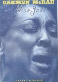 Carmen McRae: Miss Jazzby: Gourse, Leslie - Product Image