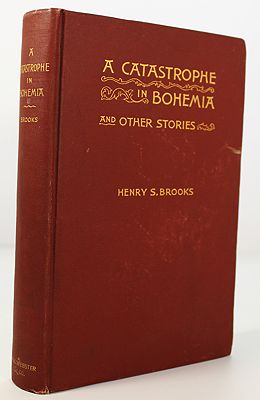 Catastrophe In Bohemia and Other Stories, ABrooks, Henry S.  - Product Image