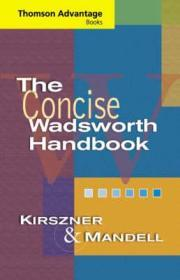 Cengage Advantage Books: The Concise Wadsworth Handbookby: Kirszner, Laurie G. - Product Image
