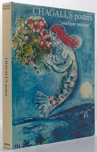 Chagall's Posters - Catalogue RaisonneSorlier, Charles/Jean Adhemar - Product Image