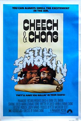 Cheech & Chong Still Smokin (MOVIE POSTER)N/A - Product Image