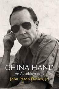China Hand: An AutobiographyJr., John Paton Davies - Product Image