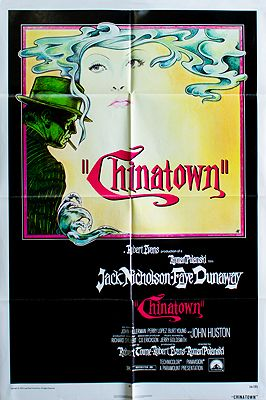 Chinatown (MOVIE POSTER)illustrator- N/A - Product Image