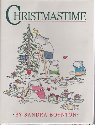 ChristmastimeBoynton, Sandra, Illust. by: Sandra  Boynton - Product Image