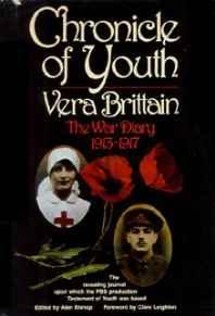 Chronicle of Youth: The War Diary, 1913-1917Brittain, Vera - Product Image