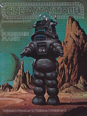 Cinefantastique: Volume 8 Numbers 2 and 3 Double Issue Forbidden PlanetClarke (Ed.), Frederick S. - Product Image