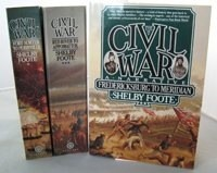 Civil War, The: A Narrative (3 Volumes)by: Foote, Shelby - Product Image