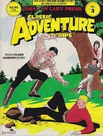 Classic Adventure Strips No. 3: The First Dickie Dare Story plus a Flash Gordon Storyby: Caniff, Milton - Product Image