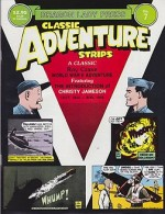 Classic Adventure Strips No. 7: A Classic Buz Sawyer World War II Adventure  by: Crane, Roy - Product Image