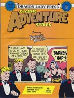 Classic Adventure Strips No. 8: Barney Baxterby: Miller, Frank - Product Image