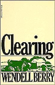Clearing: poemsBERRY, WENDELL - Product Image