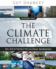 Climate Challenge, The : 101 Solutions to Global Warmingby: Dauncey, Guy - Product Image