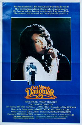 Coal Miner's Daughter (MOVIE POSTER)N/A - Product Image