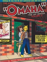 Collected Omaha the Cat Dancer, The - Volume 3by: Worley, Kate and Reed Waller - Product Image