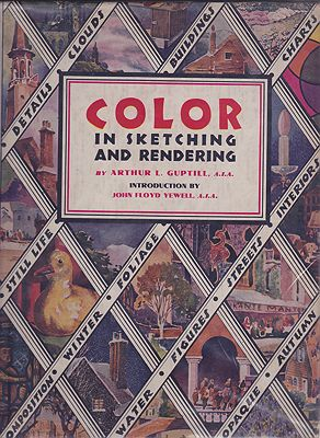 Color in Sketching and RenderingGuptill, Arthur L.  - Product Image