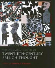Columbia History of TwentiethCentury French Thought, The by: Kritzman, Lawrence D. (Editor) - Product Image