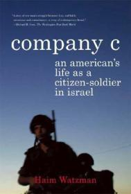 Company C: An American's Life as a CitizenSoldier in Israelby: Watzman, Haim - Product Image