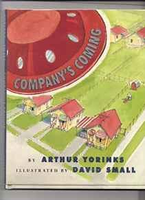 Company's ComingYorinks, Arthur, Illust. by: David Small - Product Image
