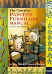 Complete Painted Furniture Manual Hbby: Walton, Stewart - Product Image