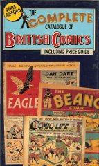 Complete catalogue of British comics including price guide, The Gifford, Denis - Product Image